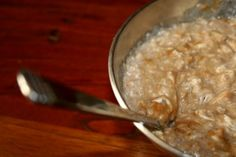 Creamy Peanutbutter Protein Oats