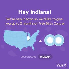 Birth Control App Launches in Indiana