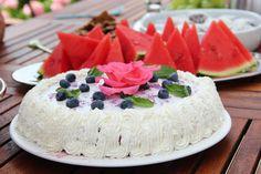 Birthday cake by blogliebling.dk