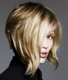 "Trendy Bob Hairstyle ""IN"" this Season"