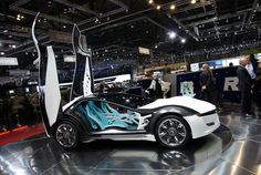Bertone Alfa Romeo Pandion | Flickr - Photo Sharing!