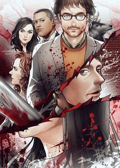 Hannibal by kanapy-art.deviantart.com on @deviantART