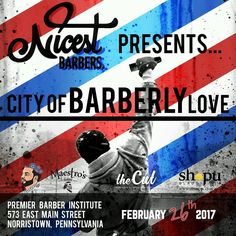Check this out from @nicestbarbers Go check em Out  Check Out @RogThaBarber100x for 57 Ways to Build a Strong Barber Clientele!  #mensfashion #barbertalent #pacinos #thelineup #exclusivecuts #baltimorebarbers #jaysinn_the_barber #jaysinn_856 #stayfaded #majorleaguebarber #scissorsalute #razor_of_the_city #hookpart #razorlife #barberfame #camden #nj #levelzbarbershop #lvb34 #staysharp #brasilbarbers #barberbattle #blessed #tunisie_model_selfie #realtruebarber #quiff #internationalbarbers…