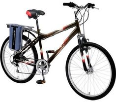I've been testing the E-Zip 2008 Trailz bike by Currie Technologies. This electric bike is quite inexpensive  -- other electric bikes range in price from $700 up to $3000 in the U.S. For half the price, this is a solid bike with good range and power.
