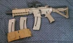 S&W M&P 15-22 SBR - AR15.COM