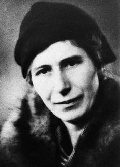 La sismóloga Inge Lehman (1888-1993) nació un 13 de mayo
