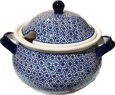 Amazon.com: Polish Pottery Soup Tureen From Zaklady Ceramiczne ...