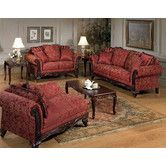 Found it at Wayfair - Serta Upholstery Living Room Collection
