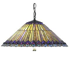 Features:  -Classic Tiffany design into your home.  -Height can be adjusted…