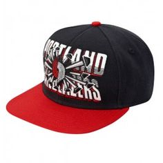 6d3779d486d Mitchell And Ness Backboard Breakers Snapback - Portland Trailblazers  Portland Trailblazers