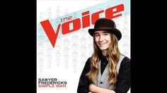 Sawyer Fredericks - Simple Man - Studio Version - The Voice 8