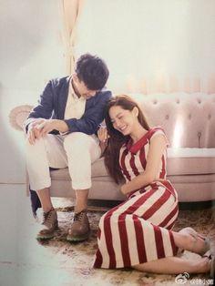 Aaron Yan & Joanne Tseng