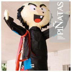 Piñata Gargamel Pitufos https://www.facebook.com/ppinatas