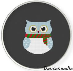 Instant downloadfree shippingCounted Cross stitch por danceneedle