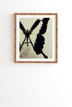 Chelsea Victoria Still Fly Framed Wall Art | DENY Designs Home Accessories