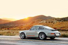 Singer Porsche - New York.