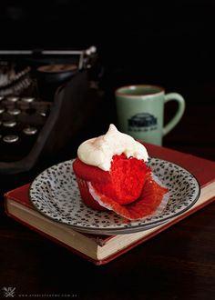 Ref velvet cupcake - ala Billy masterchef Australia