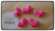This is heart crochet