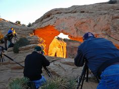 National Park photography tips