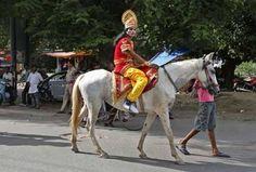 Krishna Ashtami Celebrations in INDIA - ( 10 Photos)