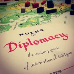 RachelHaot - Diplomacy