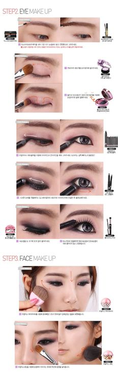 korean makeup Have you tried Moodstruck 3D Fiber Lashes? No more false eyelashes or extensions for this girl! Love it and wear it DAILY. Check out the product here and order online https://www.youniquebyscarlet.com