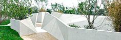 Das Geheimnis der chinesischen Gartenkunst in den versunkenen Gärten von Peking Reflektierte