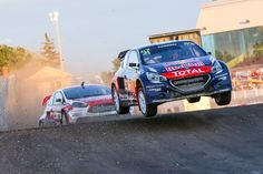 Timmy Hansen Wrx, Peugeot, Racing, Vehicles, Running, Auto Racing, Rolling Stock, Vehicle, Tools
