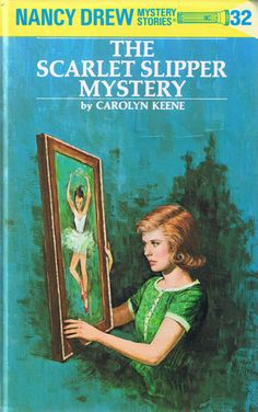The Scarlet Slipper Mystery