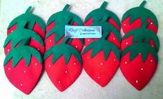 Angpao strawberry