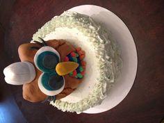 CIV Grad Cake