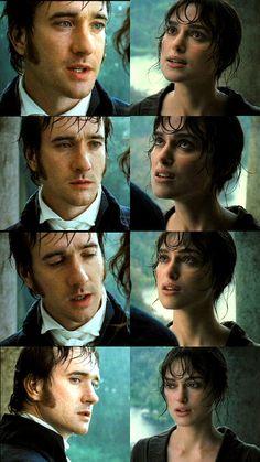 I love this scene! - Pride and Prejudice (2005)
