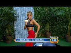 Secretos del entrenador de Shakira - YouTube