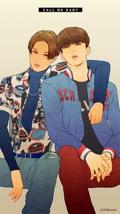 Image via We Heart It https://weheartit.com/entry/177303389/via/24522013 #exo #kai #sehun