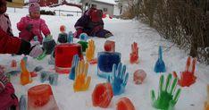 Outdoor Snow Activities for Kids