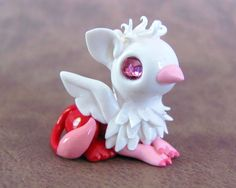 Valentine Gryphon by DragonsAndBeasties on deviantART