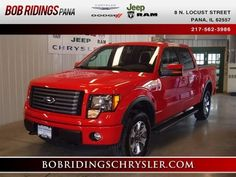 2012 Ford F150, 17,042 miles, $36,990.