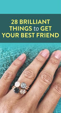 28 Brilliant Things to Get Your Best Friend