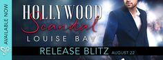 Release Blitz - HOLLYWOOD SCANDAL by Louise Bay   Hollywood Scandal by Louise BayRelease Date: August 22ndGenre: Contemporary Romance  Hollywood Scandal an all-new contemporary romance by Louise Bay is LIVE!!  HES A HOLLYWOOD SUPERSTAR. SHES LITERALLY THE GIRL NEXT DOOR  One of Hollywoods A-listers I have the movie industry in the palm of my hand. But if Im going to stay at the top my playboy image needs an overhaul. No more tabloid headlines. No more parties. And absolutely no more one…