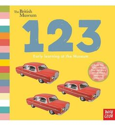British Museum: 123 - the exhibition catalogue from British Museum available to buy at Museum Bookstore