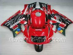 Carenado de ABS de Honda CBR600 F2 1991-1994 - RK