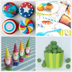 My Little Day kid's party supplies