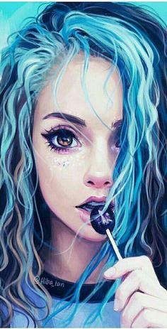 Ideas For Pop Art Drawings Artworks Art Pop, Pop Art Drawing, Cute Girl Drawing, Drawing Sketches, Shirt Drawing, Life Drawing, Art Anime Fille, Anime Art Girl, Anime Girls