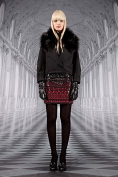Roberto Cavalli Pre-Fall 2012 - Review - Fashion Week - Runway, Fashion Shows and Collections - Vogue
