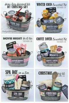 Gift Basket Ideas Cute Way To Save Money