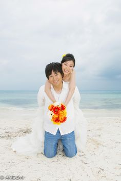 Wedding photo_Riu Peninsula/ウエディングフォト_リウ ペニンスラ_ AkiDemi Photography www.akidemi.com