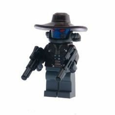 """Cad Bane - LEGO Star Wars 2 Tall Minifigure"""" by LEGO. $14.95. From the LEGO® Star Wars™ Collection. LEGO® Star Wars™ Cad Bane Minifigure from 8128.CHOKING HAZARD -- SMALL PARTS. Not for children under 3 years of age.The name 'LEGO' is an abbreviation of the two Danish words """"leg godt,"""" meaning """"play well."""" The LEGO Group was founded in 1932 by Ole Kirk Kristiansen. The company has passed from father to son and is now owned by Kjeld Kirk Kristiansen, a grandchild of the ..."""
