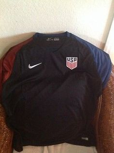 Usa national team nike exclusive product  Soccer 2016 Jersey NWT  Size 2XL Men's