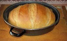 55 ft-ból készíthető el ez a kenyér - receptel! Hungarian Recipes, Russian Recipes, Cooking Bread, Bread Baking, Slow Cooker Recipes, Cooking Recipes, Bread Dough Recipe, Super Cookies, Czech Recipes