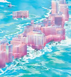 The Siege of Miami  As temperatures climb, so, too, will sea levels.